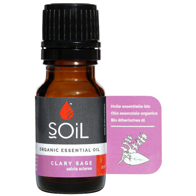 Soil Clary Sage Essential Oil