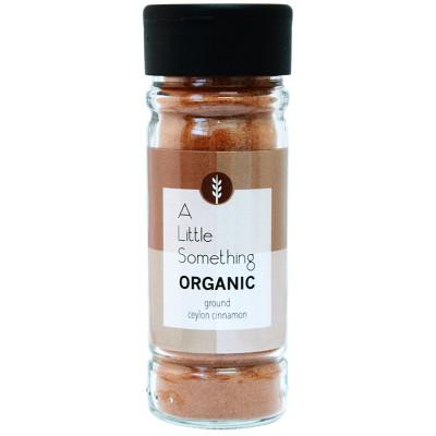 Kalyan Organic Ground Cinnamon, Fliptop (50g)