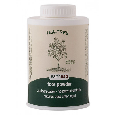 Earthsap Tea Tree Foot Powder