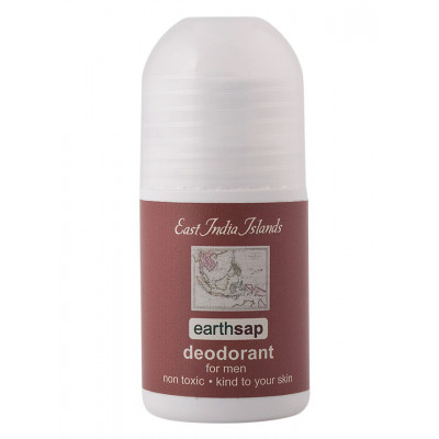 Earthsap East India Islands Mens Roll-On Deodorant