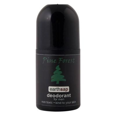 Earthsap Pine Forest Roll-On Deodorant