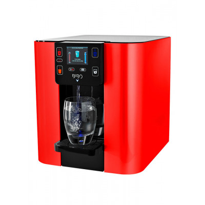 BIBO Water Bar, Classic Red