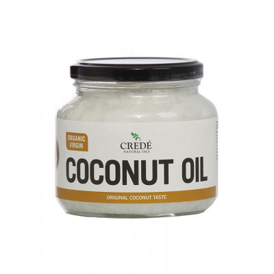 Crede Organic Virgin Coconut Oil