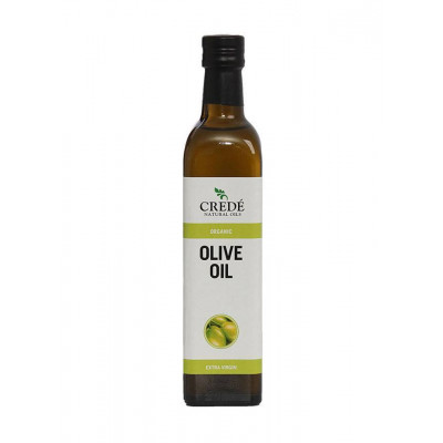 Crede Organic Extra Virgin Olive Oil (Cold Pressed)