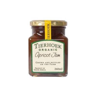 Tierhoek Organic Apricot Jam