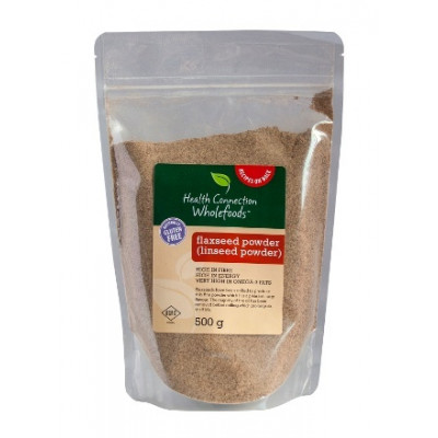 Health Connection Flaxseed Powder (Linseed Powder)