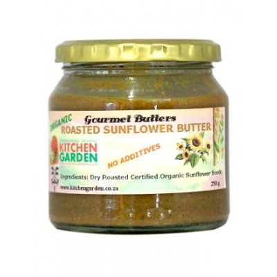 Kitchen Garden Raw Sunflower Seed Butter