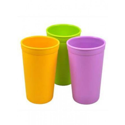 Re-Play Set of 3 Drinking Cups