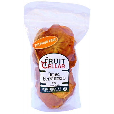 The Fruit Cellar Sulphur-Free Dried Persimmons