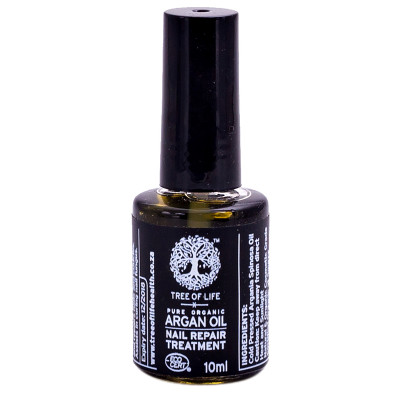 Tree of Life Pure Organic Argan Oil Nail Repair Treatment