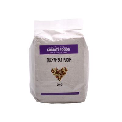 Komati Foods Buckwheat Flour