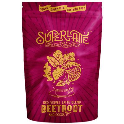 Superlatte Beetroot & Cocoa