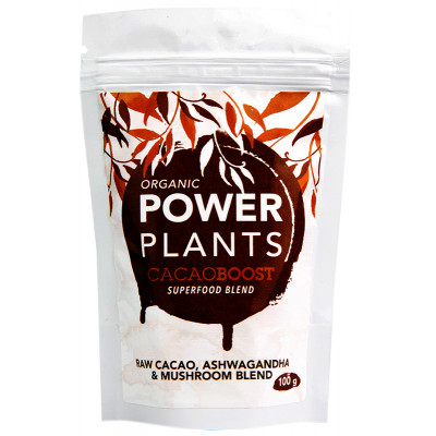 Good Life Organic Power Plants Cacao Boost