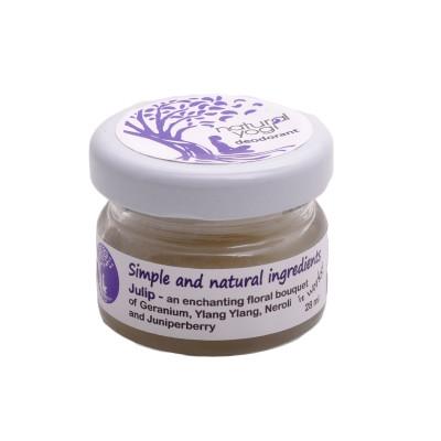 Natural Yogi Deodorant Julip