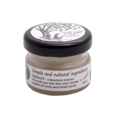 Natural Yogi Deodorant Vetiver