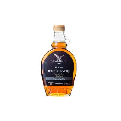 Chaloner Maple Syrup Grade A: Dark Amber