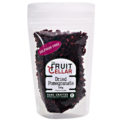 The Fruit Cellar Sulphur-Free Dried Pomegranate