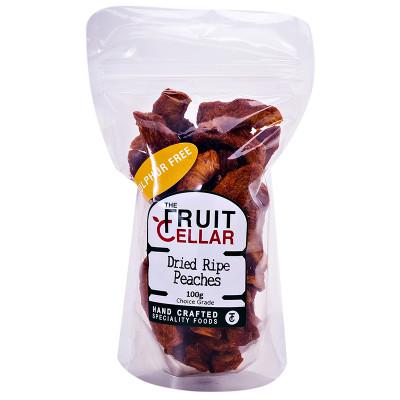 The Fruit Cellar Sulphur-Free Dried Peaches