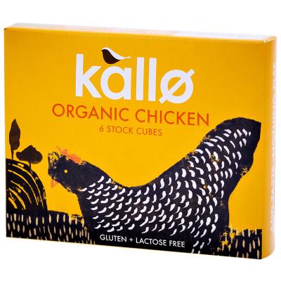 Kallo The Chicken Stock Cube