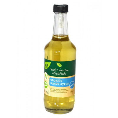 Health Connection Organic Agave Syrup