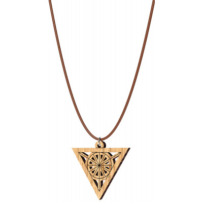 The Artists Sacred Geometry Water Pendant