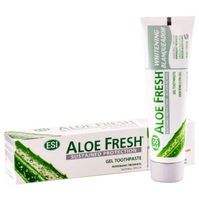 ESI Aloe Fresh Toothpaste Whitening