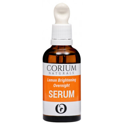 Corium Skincare Lemon Brightening Overnight Serum
