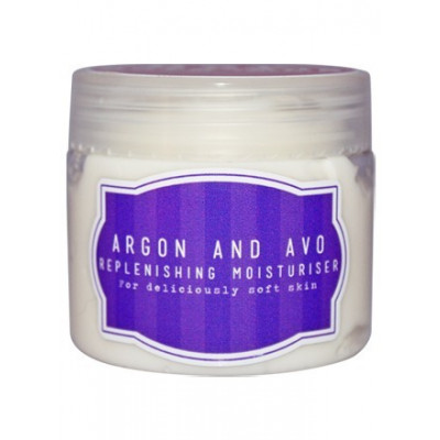Hey Gorgeous Argan & Avo Moisturiser