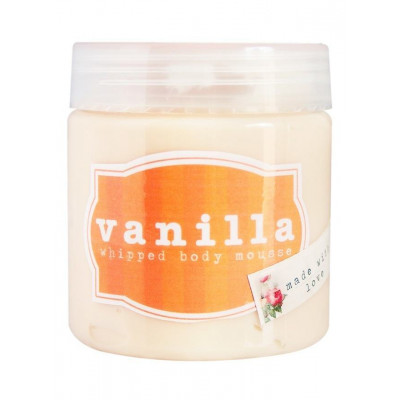 Hey Gorgeous Whipped Vanilla Body Mousse