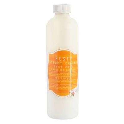 Hey Gorgeous Zesty Orange Steamy Creamy Body Wash