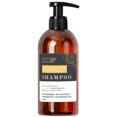 Naturals Beauty  Shampoo