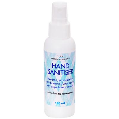 Absolute Organix Hand Sanitiser
