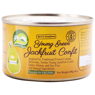 Natures Charm Young Green Jackfruit Confiture