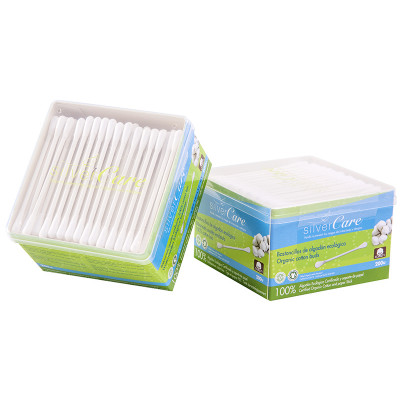 Silvercare Organic Cotton Buds 200u
