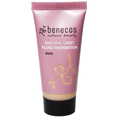 Benecos Natural Light Fluid Foundation
