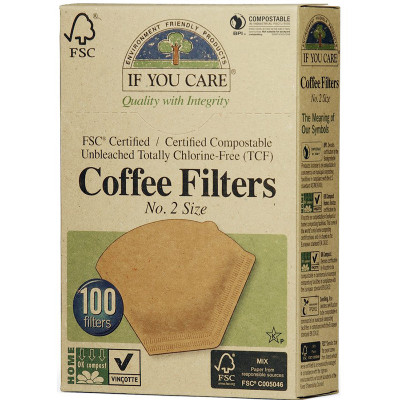 If You Care FSC Certified Coffee Filters