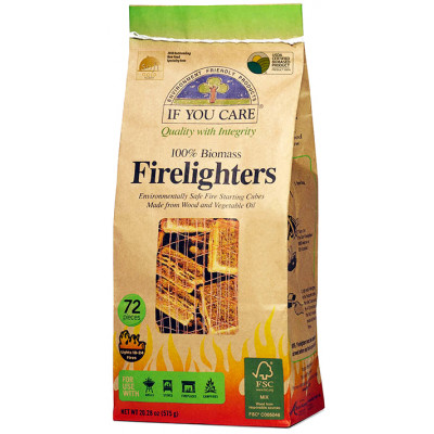 If You Care FSC Certified Firelighters