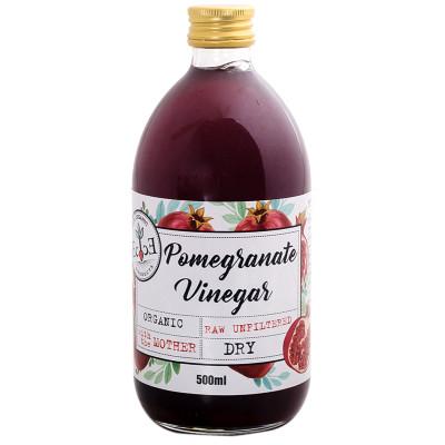 Ecoce Pomegranate Vinegar