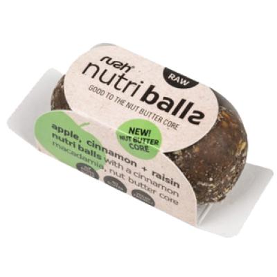 Rush Nutri Balls Apple & Cinnamon