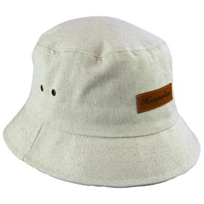 Hemporium Hemp Bucket Hat Natural