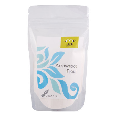 Good Life Organic Arrowroot Powder