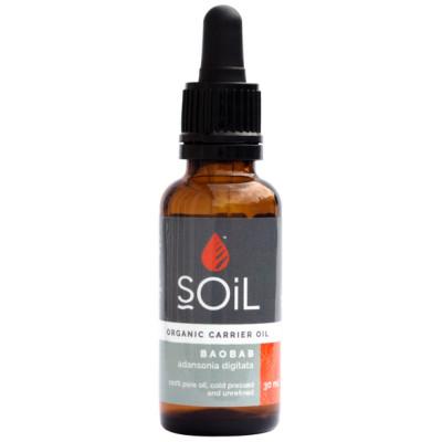 Soil Organic Baobab Oil 30ml