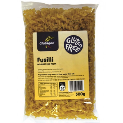 Glutagon Pure Rice Fusilli