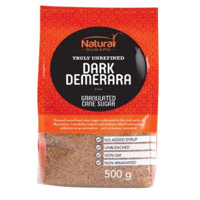 NaturaDark Demerara Sugar