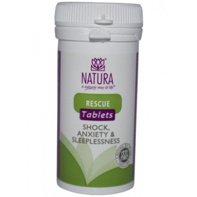 Natura Rescue Tablets