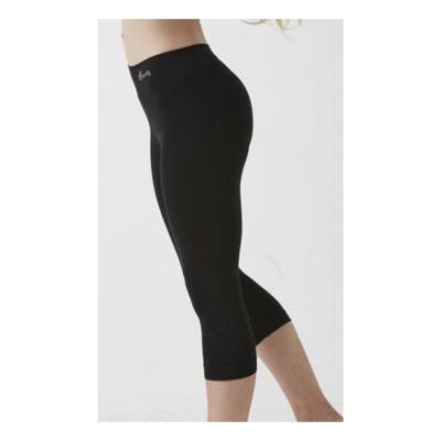 Boody Bamboo Ecowear 3/4 Leggings - Black