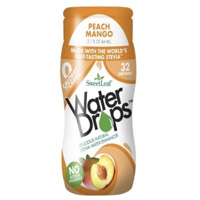 SweetLeaf Peach Mango Water Drops