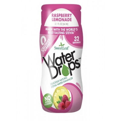 SweetLeaf Raspberry Lemonade Water Drops
