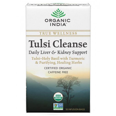 Tulsi Tea Wellness Cleanse