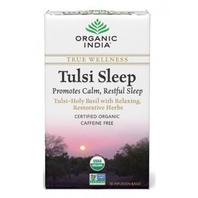 Tulsi Tea Wellness Sleep